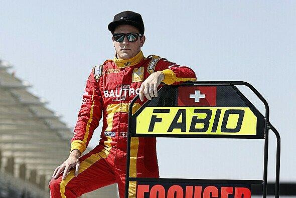 Fabio Leimer darf sich noch immer über seinen GP2-Titel freuen