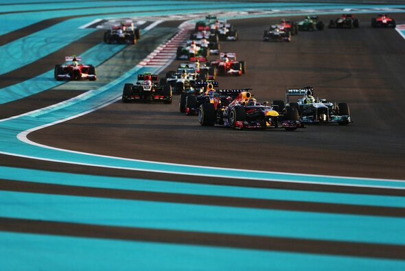 Wie wertvoll wird das Rennen in Abu Dhabi?