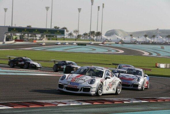 Im Junior-Programm von Porsche werden vier Piloten gefördert