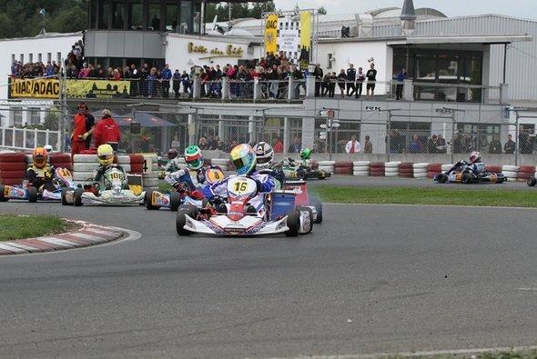 Der ADAC darf sich über einen neuen Teilnehmerrekord im Kart Masters freuen