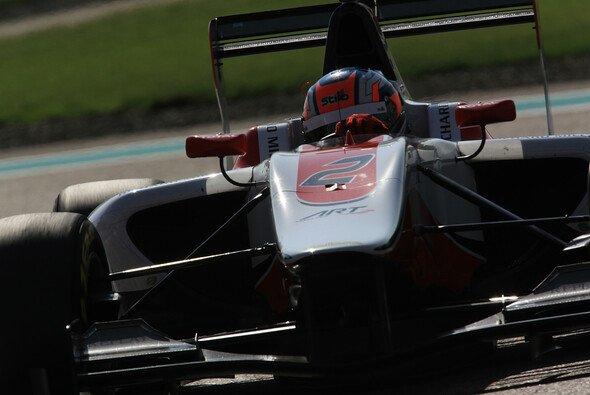 Die GP3 bestreitet in Estoril ihren Test-Auftakt