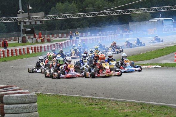 ADAC Kart Masters 2014: Fünf Rennen auf den besten Strecken Deutschlands