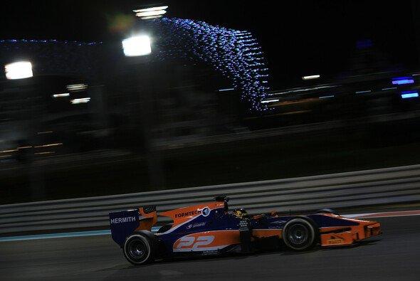 Daniel Abt testete für Hilmer Motorsport
