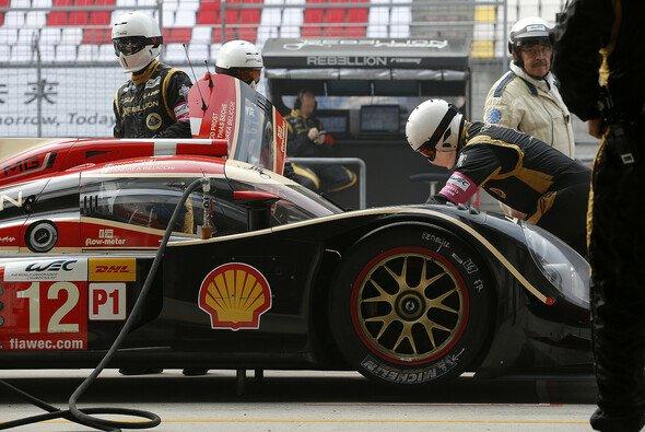 Rebellion Racing erreichte ohne Schwierigkeiten den vierten Platz - Foto: DPPI
