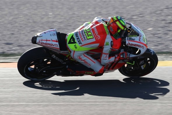Andrea Iannone schaffte den Sprung in Q2