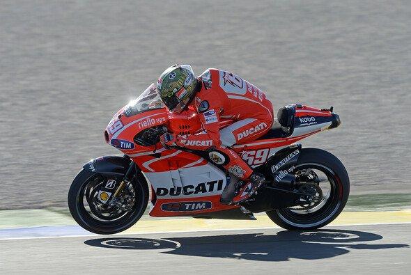 Nicky Hayden bestreitet am Sonntag sein letztes Rennen für Ducati