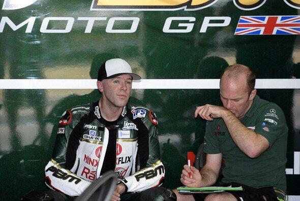 Michael Laverty bestritt 2013 und 2014 zwei MotoGP-Saisons - Foto: Milagro