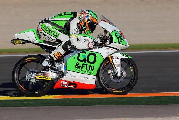 Niccolo Antonelli hielt die Spitze in der Moto3