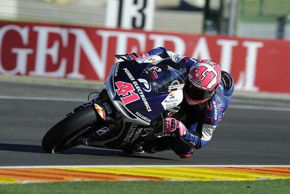 Aleix Espargaro wechselte nach zwei erfolgreichen Jahren bei Aspar zu Kokurrent Forward Racing