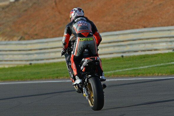 Sandro Cortese hat im ersten Moto2-Jahr viel gelernt
