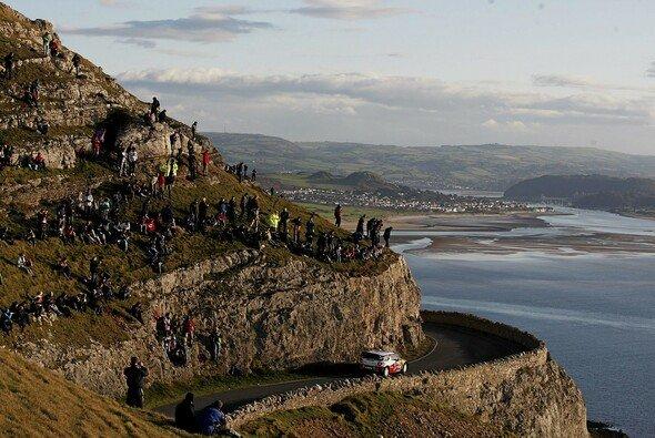 Great Orme ist eine der klassischen Prüfungen der Rallye Großbritannien - Foto: Rallye Großbritannien