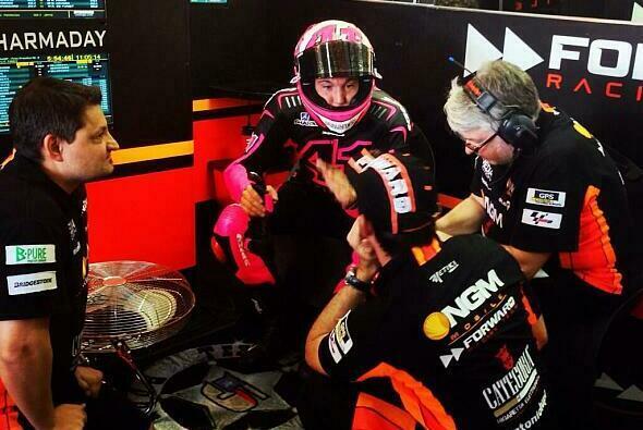 Aleix Espargaro wechselte nach seinem zweiten CRT-Titel mit Aspar nach Saisonende 2013 zu Forward Racing.