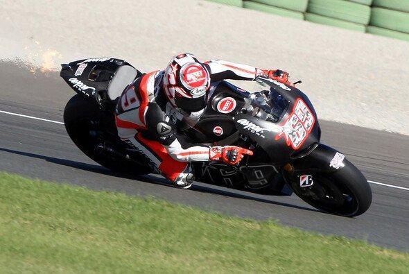 Nicky Hayden blickt nach fünf verpatzten Jahren bei Ducati wieder nach vorne