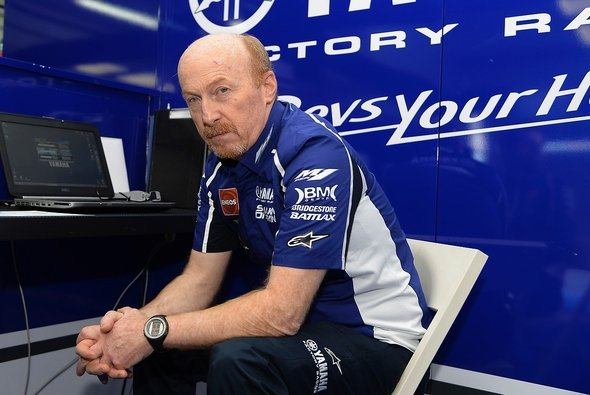 Silvano Galbusera wird künftig mit Maverick Vinales arbeiten - Foto: Yamaha Factory Racing