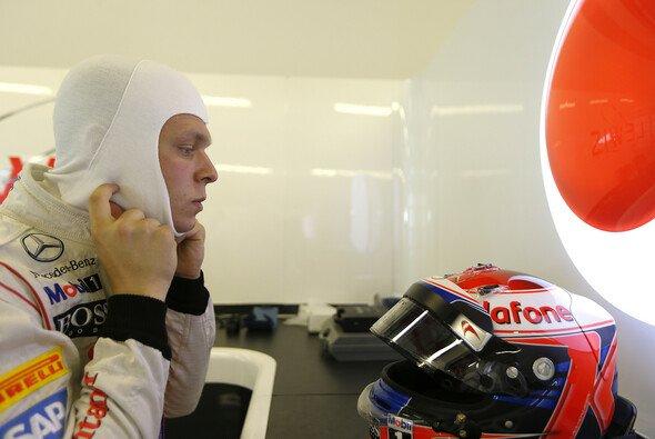 Magnussen muss 2014 im McLaren überzeugen