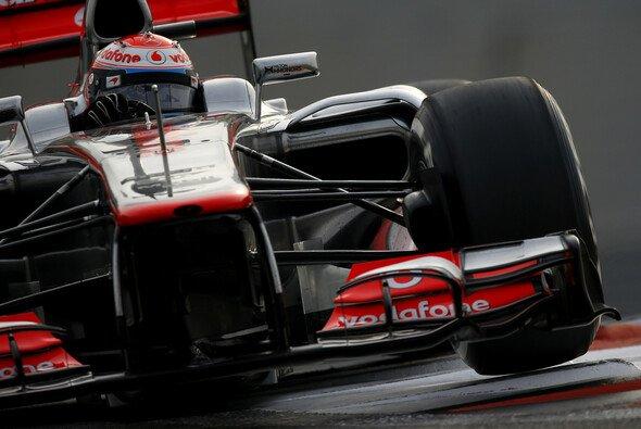 Wann dürfen Magnussen und Button zum ersten Mal im neuen Boliden Platz nehmen?