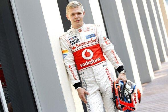 McLaren bestritt bereits die diesjährigen Young-Driver-Tests für McLaren