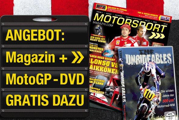 Sichere dir die DVD Unrideables - Foto: adrivo Sportpresse GmbH