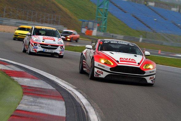 AVIA racing stellte zwei Rennfahrzeuge zur Verfügung - Foto: Patrick Funk