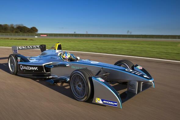 Die erste Formel-E-Saison wirft ihre Schatten voraus
