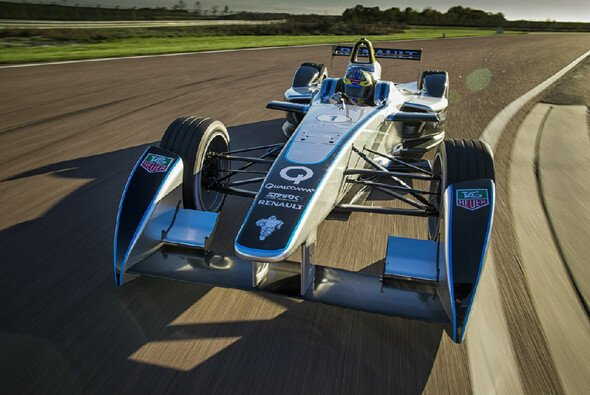 Nick Heidfeld könnte dieses Jahr mit anderen F1-Kollegen ins Formel E-Cockpit steigen