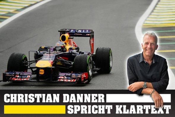 Christian Danner spricht auch beim Finale in Brasilien Klartext