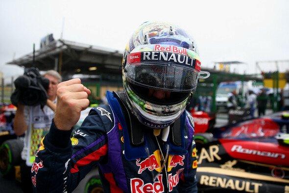 Sebastian Vettel erzielte seine 45. Pole Position