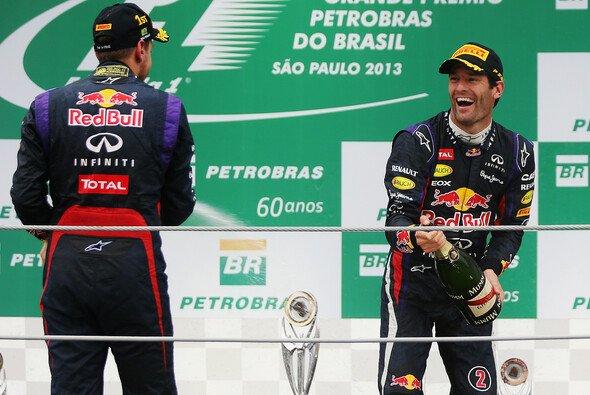 Allen Bemühungen, eine heile Welt vorzugaukeln zum trotz war das Verhältnis zwischen Webber und Vettel stets angespannt