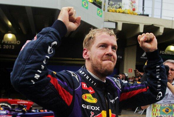 Sebastian Vettel ist Europas Sportler des Jahres
