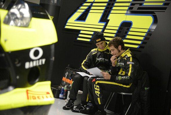 Vorbild MotoGP - Wiedererkennungswert durch feste Startnummern - Foto: Monster Energy
