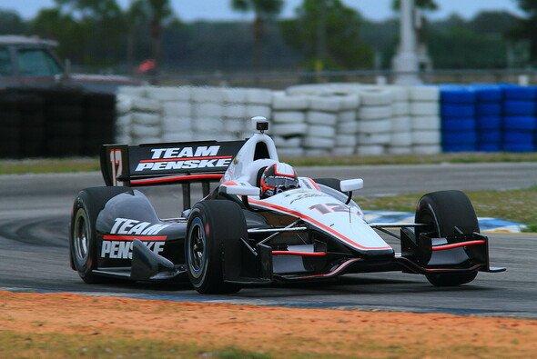 Montoya hat sich bei seinem neuen Team gut eingelebt - Foto: IndyCar