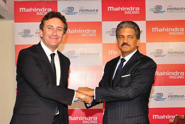 Mahindra Racing ist mittlerweile das achte Team in der Formel E - Foto: Formel E