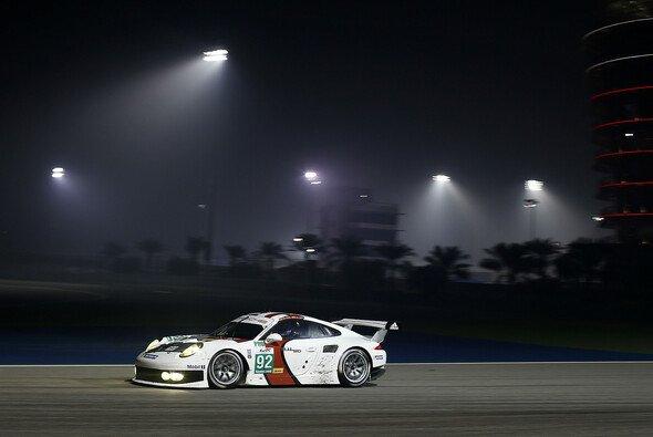 Der neue Porsche 911 RSR mit dem 2014er Evo-Kit hat sich bewährt