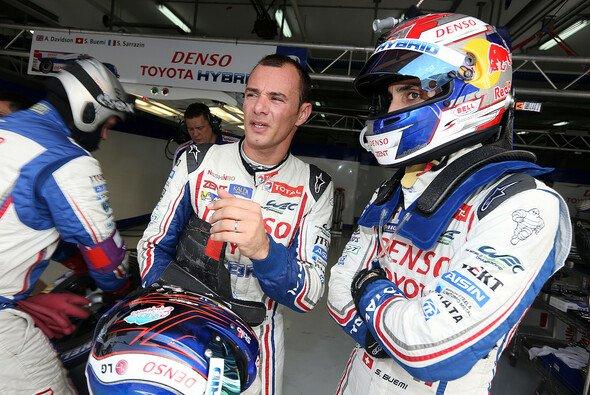 Stephane Sarrazin ist einer der neuen Piloten in der Riege