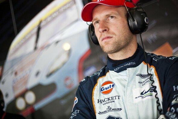 Stefan Mücke freut sich auf sein Daytona