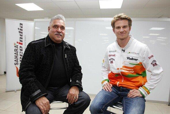 Hülkenberg ist wieder bei Force India