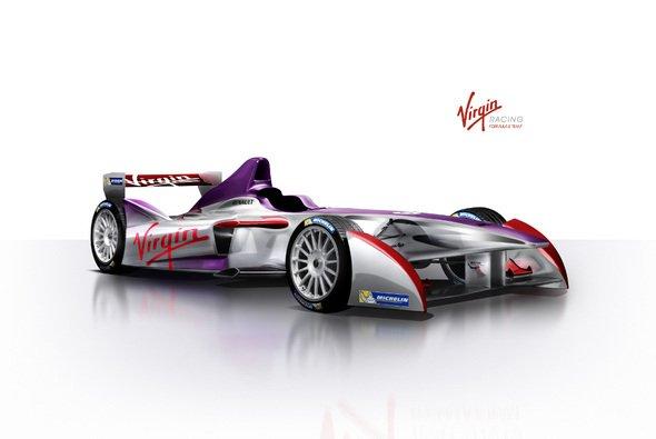Virgin kehrt zurück in den Motorsport