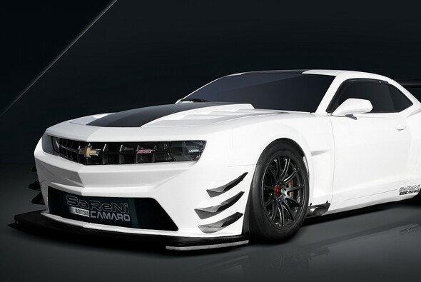 Der Camaro zeichnet sich durch eine pure Motorleistung, seine gewaltige Bremskraft und die großen Räder aus