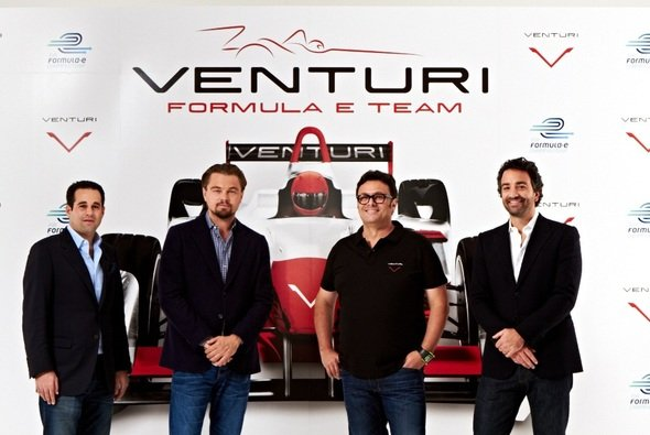 Mit Venturi ist das Formel-E-Feld komplett