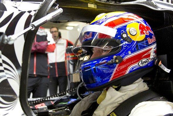 Webber testete den Porsche-LMP1 zuletzt in Bahrain