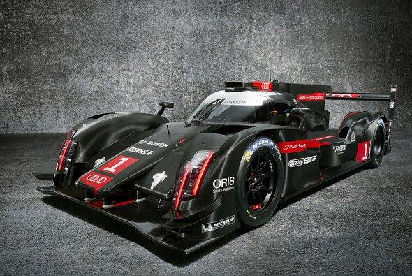 Mit diesem Fahrzeug will Andre Lotterer sich gegen Porsche und Toyota behaupten