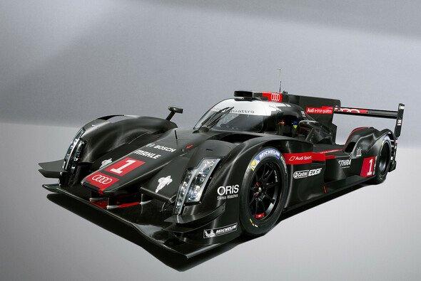 Audi greift mit neuer Technik an der Sarthe an