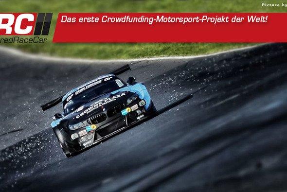 SponsoredRaceCar - das erste Crowdfunding-Motorsport-Projekt der Welt
