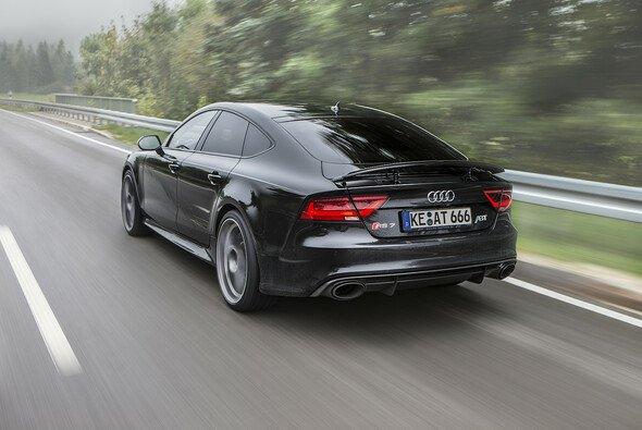 ABT Sportsline hat mit seiner Interpretation des stylisch-starken Audi RS7 ein echtes Ass im Ärmel
