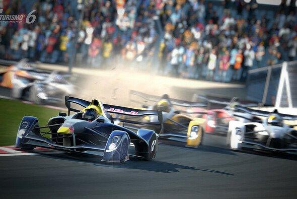 Red Bull lässt die Rennfahrerherzen höher schlagen