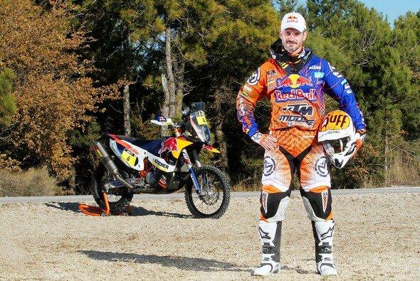 Jordi Villadoms nimmt die Dakar unter die Räder
