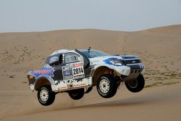 Ford wird 2014 erstmals werksseitig an der Dakar teilnehmen.