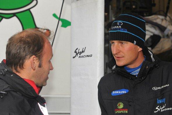 Andreas Aigner hofft auf weitere Einsätze im Peugeot 207 S2000