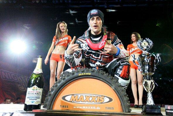 Bianconcini gewinnt erneut die MAXXIS Highest Air Gesamtwertung