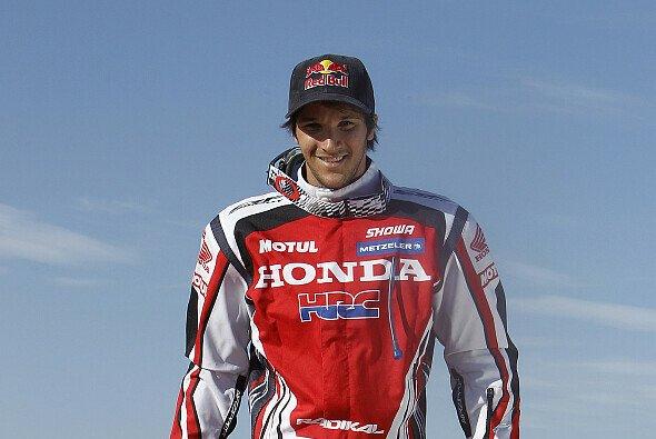 Sam Sunderland fährt für das Honda Team HRC